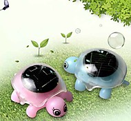 Solar Panel Powered Educational Tortoise Turtle Children Funny Christmas Gift(Random Color)