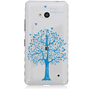 Tree of Life Pattern Material TPU Phone Case for Nokia N640