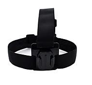 Accessori GoPro Montaggio Per Tutti Conveniente ABS / Nylon nero