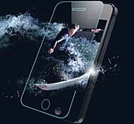 HD Fingerprint-Proof Transparent Scratch-Proof Glass Film for iPhone 5/5S