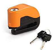Motorcycle Motorbike Anti-theft Alarm Security Disc Brake Lock