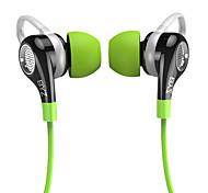 K38 byz in-ear deportiva tipo 3 en 1 universal de auriculares móvil micrófono con música bajo pesado