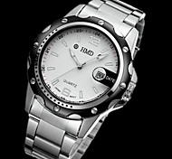 New luxury brand watches men's sports watches atm clock steel waterproof casual men's watch Relogio masculino