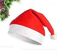 cappello rosso di natale accessorio adulto Natale