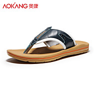 Aokang® Men's Leather Sandals - 141723057