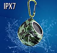 IPX7 Waterproof Bluetooth Wireless Speaker Handsfree Music Mic Suction Car Shower