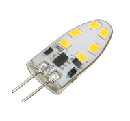 7W / 3W / 5W G4 Verzonken lampen Verzonken ombouw 12 SMD 2835 100-200 lm Warm wit / Koel wit Decoratief DC 12 / AC 12 V 1 stuks