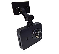 1080P HD Touch Button Anti-Shock Multi-Function Car DVR with Motion Detect And Built-in 150mAh Chargeable Li-Battery
