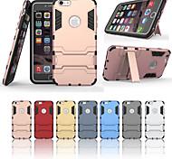 Eisenmann Hartschale Schutzhülle mit Ständer für iPhone 6 / 6S (verschiedene Farben)