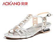 Aokang® Women's Satin Sandals - 342818005