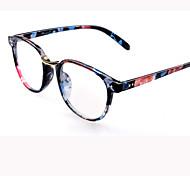 [Free Lenses]   Metal Square Full-Rim Retro/Vintage Prescription Eyeglasses