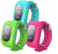 Smart Watch Q5 Children Kid Wristwatch GSM GPRS GPS Locator Tracker Anti-LostSmartwatch Child Guard for IOS Android