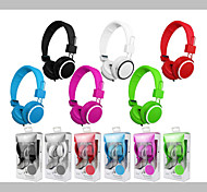Hot Over Ear Headset XB338 High Quality Bass Mic Headphones 6 Colour Men's And Women's Music Earphones