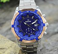 Men's Fashion Leisure Simple Quartz Alloy Watch(Assorted Colors) Wrist Watch Cool Watch Unique Watch