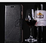 style de portefeuille Étui en cuir pour iPhone 6 plus / 6s en plus
