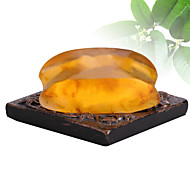 ALL BLUE High Quality Skin Whitening Soap Hot Style Osmanthus Oil Soap Desalt Blain To Imprint Facial Soap