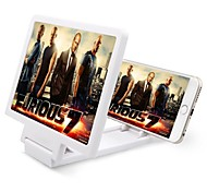 VORMOR®Tablet and Phone Screen Magnifier 3D Movie Amplifier Adjustable Bracket Enlarge Stand For IphoneSamsung Ipad