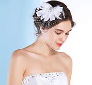 tulle con splendidi copricapo da sposa da sposa strass