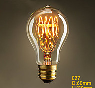 E27 60W A19 And Edison Are Nostalgic Popular Decorative Light Tungsten Bar
