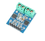 L9110S 2-CH Motro Driving Board Module - Deep Blue
