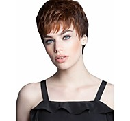 venda para eurepean perucas de cabelo syntheic extesions estrondo popular de peruca curta