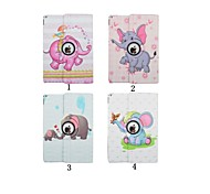 12.9 Inch Elephant Pattern 360 Degree Rotation High Quality PU Leather Case for iPad Pro(Assorted Colors)