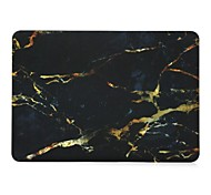 "2015 New  Super Cool Black Marble Rubberized Hard Case Cover for Macbook Pro 13""/15"