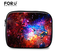 "For U Designs 10""Colorful Star Printing Laptop Sleeve Case for Ipad"