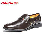 Aokang® Men's Leather Sandals - 121812019