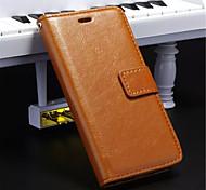 magnétique cas en cuir étui portefeuille PU couverture de cadre photo chaude avec la carte pour iPhone 5 / 5s