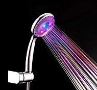 ABS LED Color Changing Hand Shower