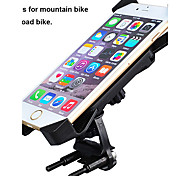 PB02-B Mountain Bike Phone holder 360 Degree Rotating Road Bicycle Phone Mount Holder Suitable for 3-7'' Mobile
