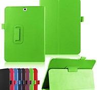 Protective Tablet Cases Leather Cases Bracket Holster for Samsung Galaxy Tab 4/Galaxy Tab S2