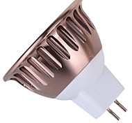 1 pcs GU10 / GU5.3 9W 1 COB 850 LM Warm White / Cool White MR16 Decorative Spot Lights AC 85-265 V