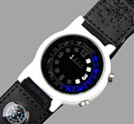 The Wild Multifunction Compass Waterproof Watch