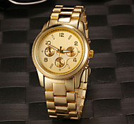 Women's Classic Fashion Alloy Quartz Watch