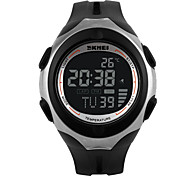 SKMEI 50 m Waterproof, Can Feel The Environment Temperature Of Fashion Watches