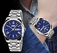 Men's Business Beautifully Luminous Sunday Strip Waterproof Watch Wrist Watch Cool Watch Unique Watch Fashion Watch