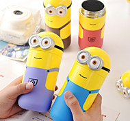 Thermos Cup 238ml Creative Cartoon Stainless Steel  Thermoses Insulated Children Water Bottles Cup