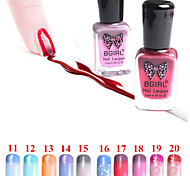 Temperature Change/Gradient Color Soak-off Nail Polish(11ml,11-20# Color Available)