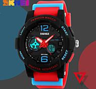 skmei® mode sport masculin regarder temps double alarme chronomètre