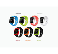 ONUSK All Inclusive TPU Soft Cover Frame for Apple Watch 42mm(Assorted colors)