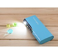 13000mAh Power Bank with LED Lamp M-T12