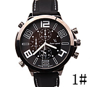 The New Men's Recreational Vehicle Line V6 Student Racing Silica Digital Large Dial Outdoor Sports Hand Cool Watch Unique Watch