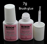 1Pcs  Mxbo Nail Glue Nail Polish Products Sticky Nails, Glue Brush Head