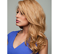 fábrica de preços mulheres senhora loiro syntheic peruca onda