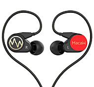 Macaw RT-10 Interchangeable Panel Hifi Earphones