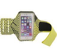 Fulang sport all'aria aperta cellulare tieback bracciale impermeabile per iPhone 6 PS15