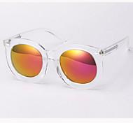 Sunglasses Women's Retro/Vintage / Modern / Fashion / Polarized Square White / Gold / Pink / Purple / Blue Sunglasses Full-Rim
