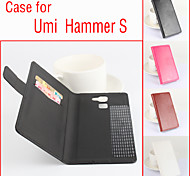 Flip Leather Magnetic Protective Case For Umi Hammer S(Assorted Colors)